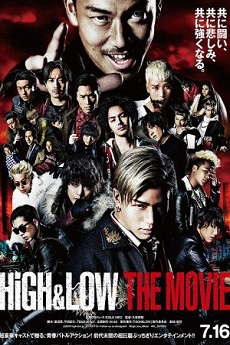 FastDrama High & Low The Movie
