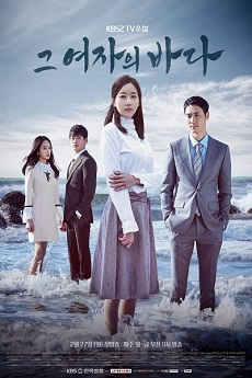FastDrama TV Novel – Sea of the Woman - TV소설 – 그 여자의 바다
